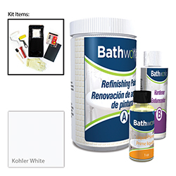 Quick Dry Premium Refinishing Kit with Non-Slip