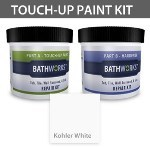 Bathtub and Shower Touch-Up Paint Kits