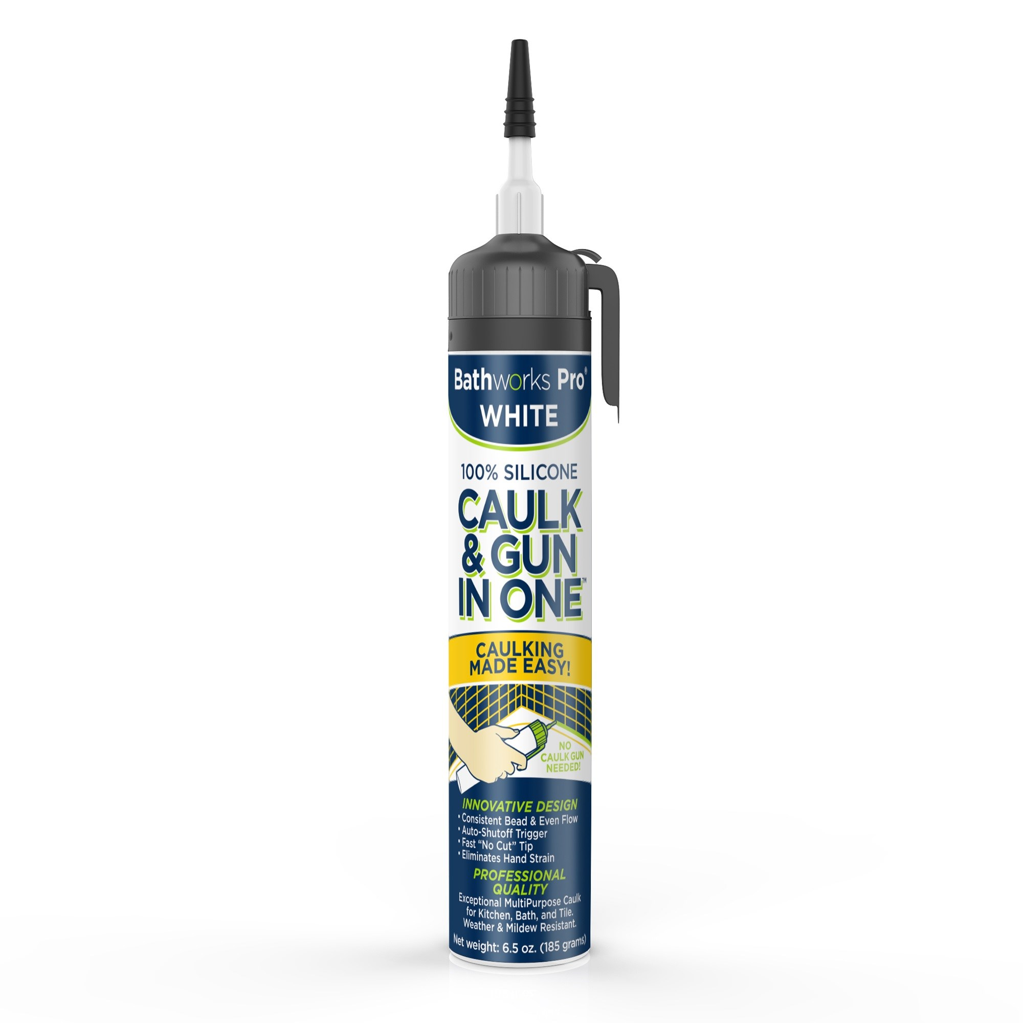 Caulk & Gun in One!